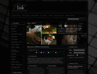 affiliatelinkdir.com screenshot