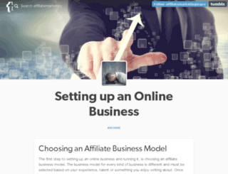 affiliatemarketingorgza.tumblr.com screenshot
