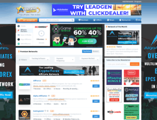 affiliatepaying.com screenshot