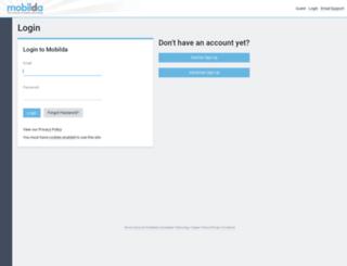 affiliates.mobilda.com screenshot