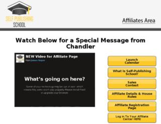affiliates.self-publishingschool.com screenshot
