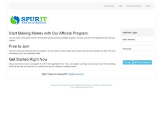 affiliates.spur-i-t.com screenshot