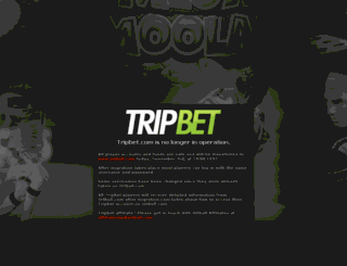 affiliates.tripbet.com screenshot