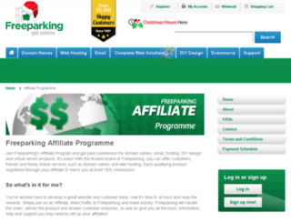 affiliatesales.co.nz screenshot