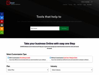 affiliatesoftware.info screenshot