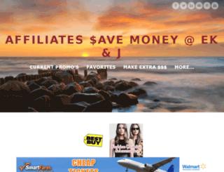 affiliatessavemoney.weebly.com screenshot