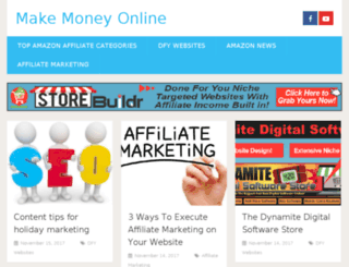 affiliatetemplates.com screenshot
