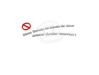affiliprogramme.de screenshot