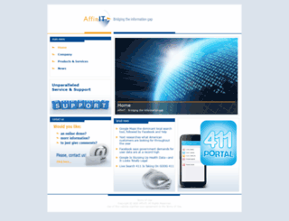 affinit.com screenshot