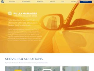 affinitymanaged.com screenshot