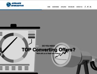 affinteractive.com screenshot