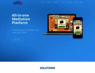 affiz.com screenshot