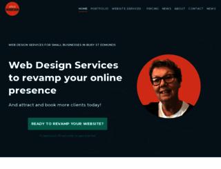 afford-web-design.co.uk screenshot