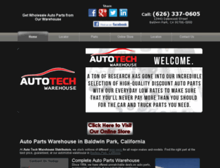 affordableautopartscalifornia.com screenshot