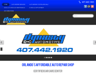 affordableautorepairorlando.com screenshot