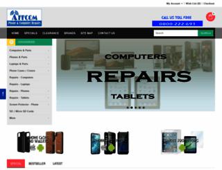 affordablecomputer.co.nz screenshot