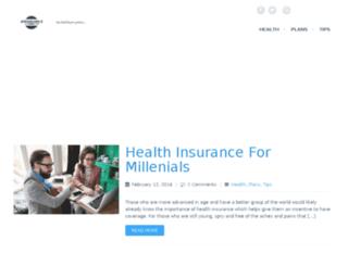 affordablehealth-insurance.org screenshot