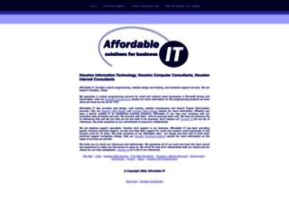 affordableit.com screenshot