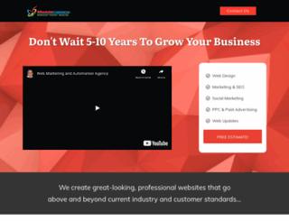 affordablewebdesign.com screenshot