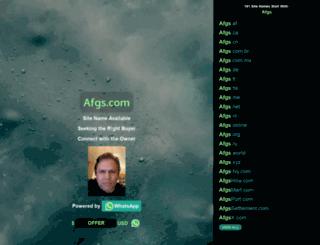 afgs.com screenshot