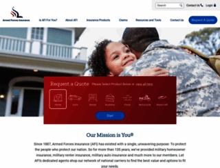 afi.org screenshot