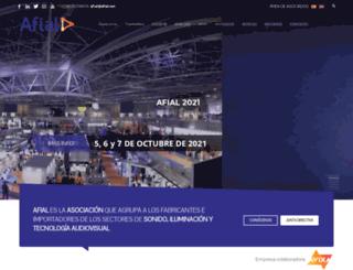 afial.net screenshot