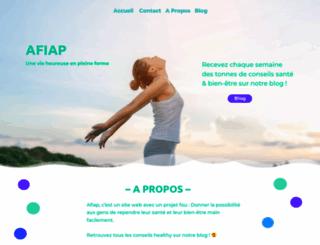 afiap.fr screenshot