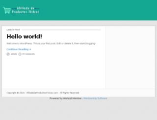 afiliadodeproductosfisicos.com screenshot