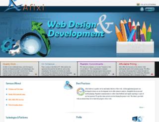 afixi.com screenshot