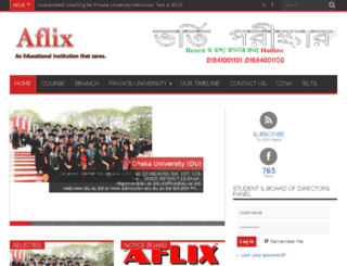 aflix.org screenshot