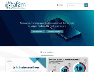 afmm.fr screenshot