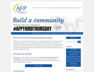 afpc.memberclicks.net screenshot