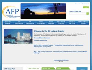 afpindiana.afpnet.org screenshot