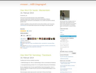 afraevenaar.wordpress.com screenshot