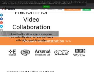 aframe.hs-sites.com screenshot