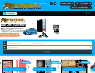 afribel.com screenshot