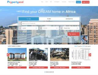 africaabroad.com screenshot