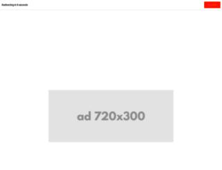 africaciel.com screenshot
