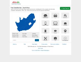 africada.com screenshot