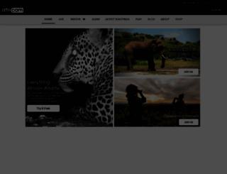 africam.com screenshot