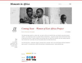 africamoments.wordpress.com screenshot