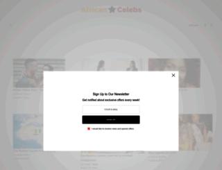 africancelebs.com screenshot