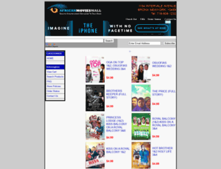 africanmoviesclub.com screenshot