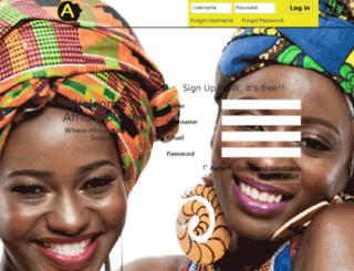 africanplanet.com screenshot