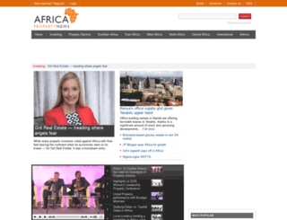 africapropertynews.com screenshot