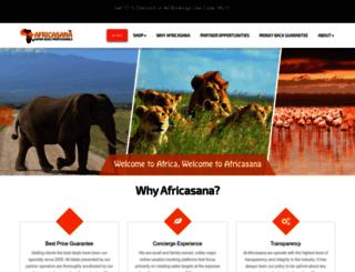 africasana.com screenshot