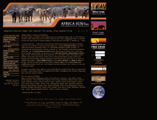 africasunnews.com screenshot