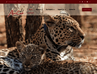 africat.org screenshot