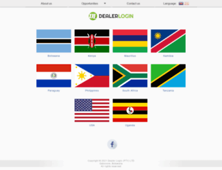 africaua.com screenshot