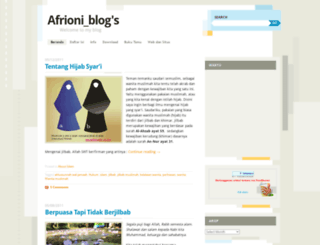 afrioniblog.wordpress.com screenshot